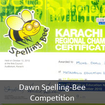 Dawn-Spelling-Bee-Competition