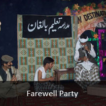 Farewell-Party