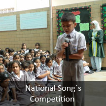 National-Song's-Competition