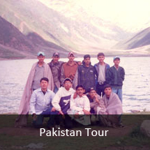 Pakistan-Tour