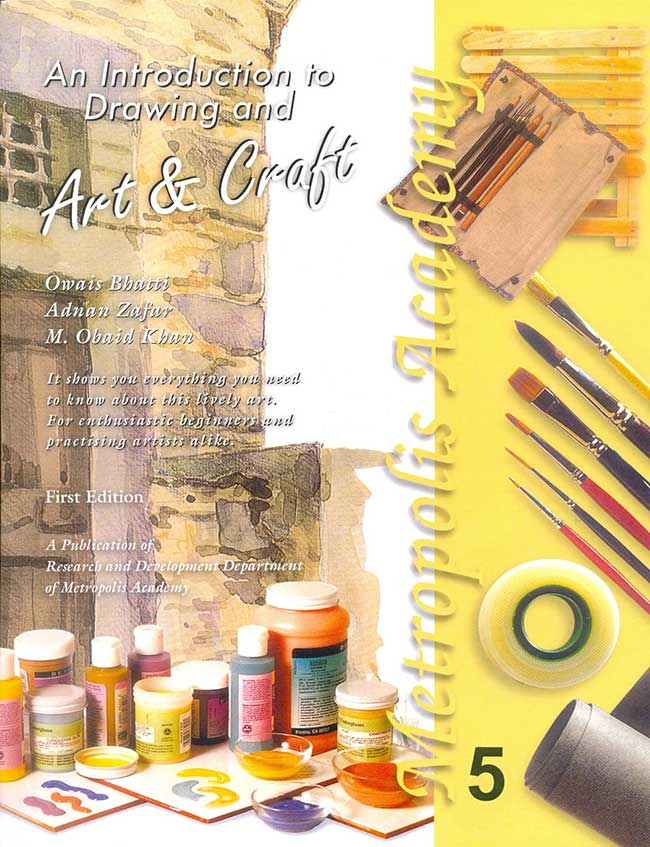 An Introduction to Drawing and Art & Craft for class V